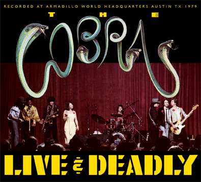 Cobras: Live & Deadly